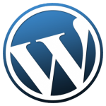 wordpress 4.5 logo