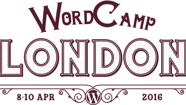 WordCamp London 2016 Logo