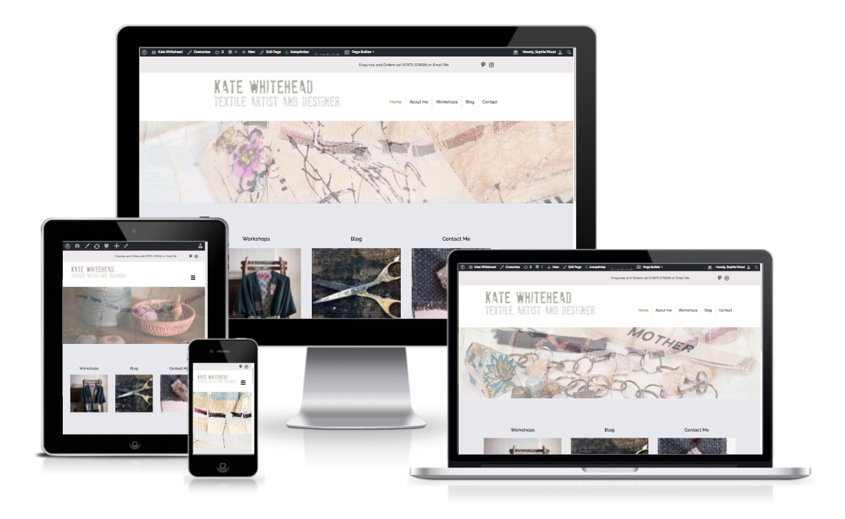 Kate Whitehead - Web Design and SEO